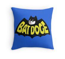 BatDoge - Bat Doge Throw Pillow