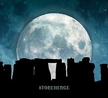Stonehenge by Phil Perkins