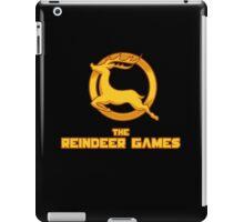 The Reindeer Games iPad Case/Skin