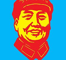 Chairman Mao V2 plain by monsterplanet