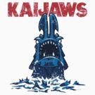 KaiJaws (Pacific Rim - Jaws) Vintage by Tabner