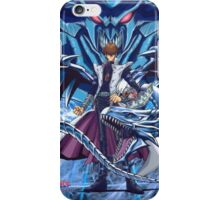 Seto Kaiba-Signature  iPhone Case/Skin
