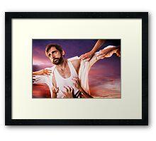 Steve Carell is a Lady's Man Framed Print