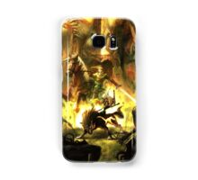 Zelda Twillight Princess Main Art Samsung Galaxy Case/Skin