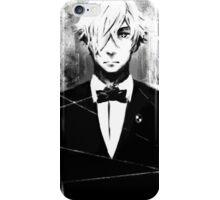 death parade iPhone Case/Skin
