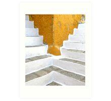 Aegean Colours XVI Art Print