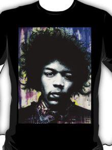 Jimi Hendrix  T-Shirt