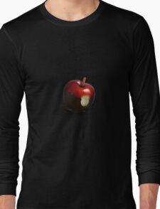 snow white's apple Long Sleeve T-Shirt