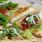 Loaded Quesadillas by Susan S. Kline