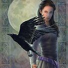 Celtic Raven by katemccredie