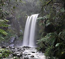 Hopetoun Falls by John  Kowalski