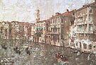 Faded Memories-Venice  by Jeff Clark