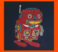 Jumping Robot 1 Kids Tee