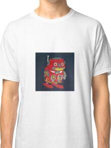 Jumping Robot 1 Classic T-Shirt