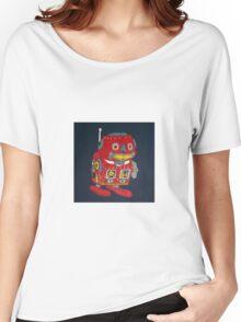 Jumping Robot 1 Women's Relaxed Fit T-Shirt