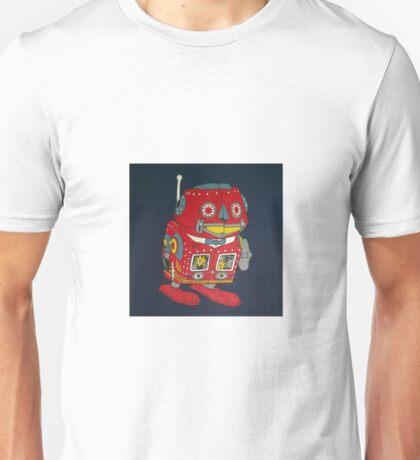 Jumping Robot 1 Unisex T-Shirt