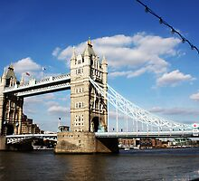 Tower Bridge, London by Alison Simpson