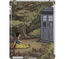 Escaping the Huntsman iPad Case/Skin