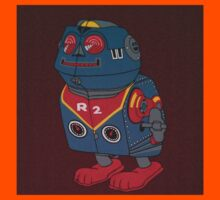 Jumping Robot 3 Kids Tee