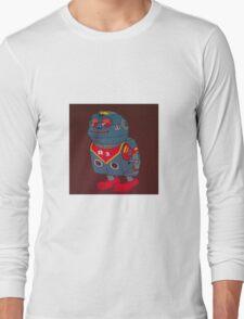 Jumping Robot 3 Long Sleeve T-Shirt