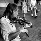 Philadelphia Fiddler by Amy E. McCormick