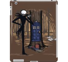 Who's this? iPad Case/Skin