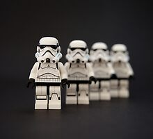 Trooper Parade by Deanomite85