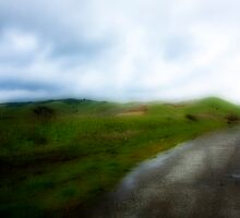 Moving On Down The Road ... by Anne  McGinn