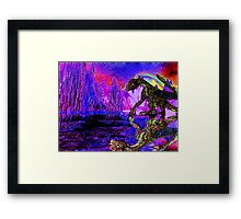 *Otherkin of Other Realm* Framed Print