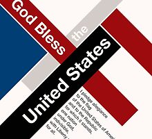 God Bless The United States by morningdance