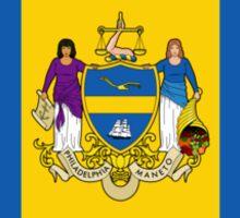 Flag of Philadelphia  Sticker