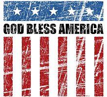 God Bless America by morningdance