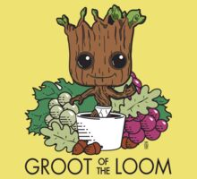 Groot of the Loom Kids Clothes