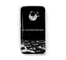 Procrastinate Death Samsung Galaxy Case/Skin