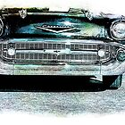 Heavy Metal Chevy by Darlene Lankford Honeycutt