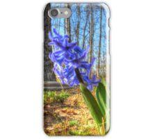 Spring Hyacinths iPhone Case/Skin