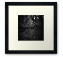 Pinhole Daydream Framed Print
