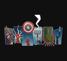 Avengers Power by LoGiRotorb