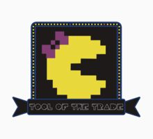 Tool of the Trade - Ms. Pac-man T-Shirt