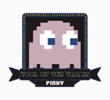 Tool of the Trade - Pinky T-Shirt