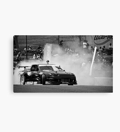 Federal 180 Drift Car Canvas Print