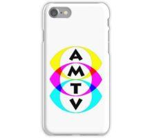 AMTV tones of def iPhone Case/Skin