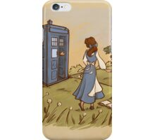 Adventure in the Great, Wide Somewhere iPhone Case/Skin
