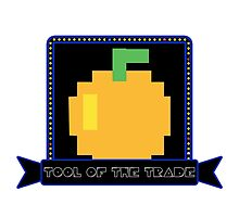 Tool of the Trade - Orange by Hidesquadron1