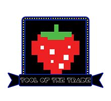 Tool of the Trade - Strawberry by Hidesquadron1