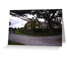 Muckross House Killarney County Kerry Ireland Greeting Card