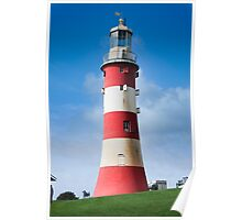 Lighthouse: Smeaton's Tower Poster