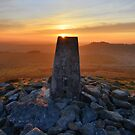 Cornwall: Sunset at Brown Willy by Rob Parsons