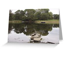 Killarney County Kerry Greeting Card