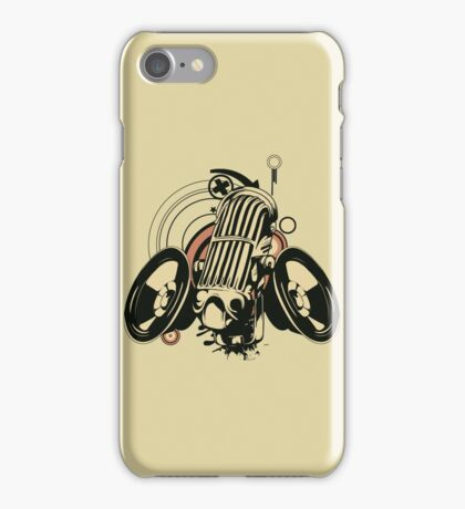 Music art iPhone Case/Skin